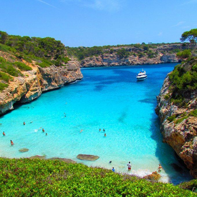Calos des Moro Beach - Spain