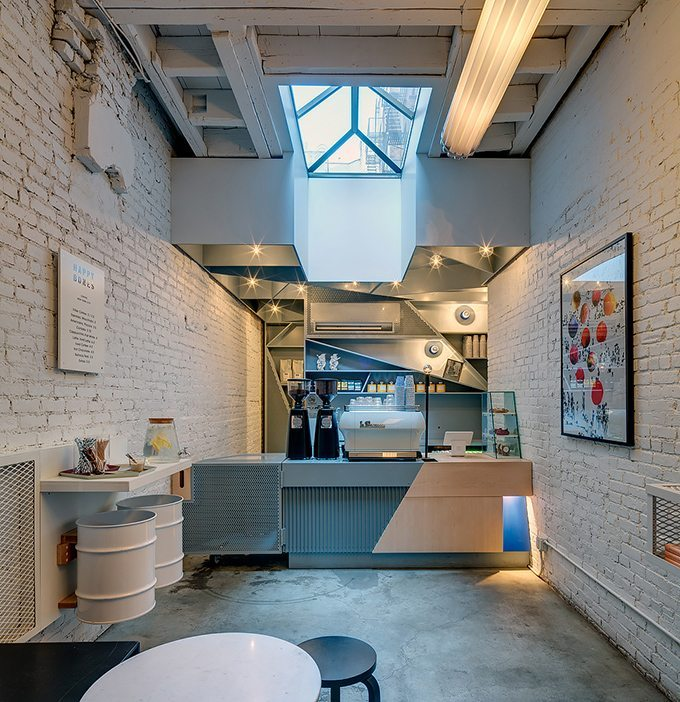 A Collection of The Very Best Among Small Coffee Shop Design ...