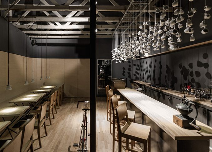 A Collection Of The Very Best Among Small Coffee Shop Design The