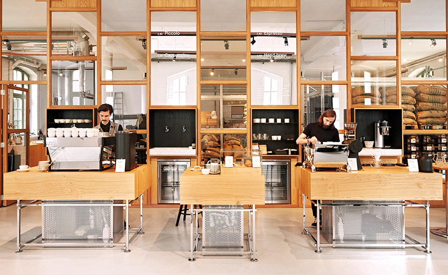 Berlin Interior Design bonanza roastery café berlin germany the cool the cool