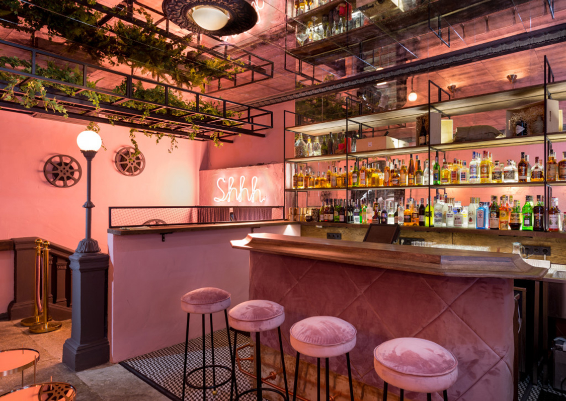 pink room bar, kiev, ukraine - the cool hunter - the cool hunter