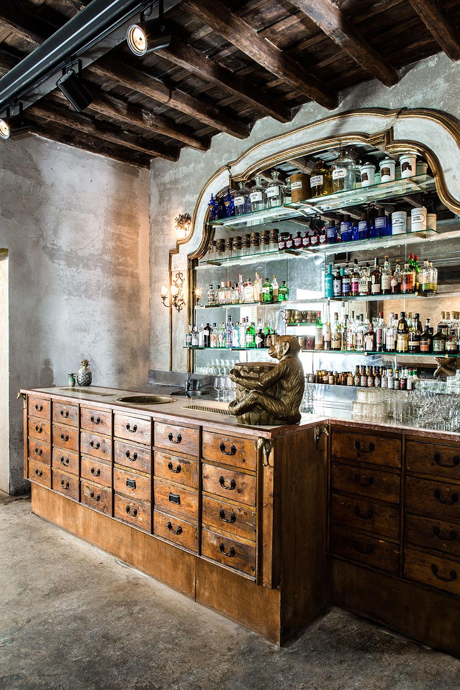 sacripante gallery and bar rome italy the cool hunter the cool