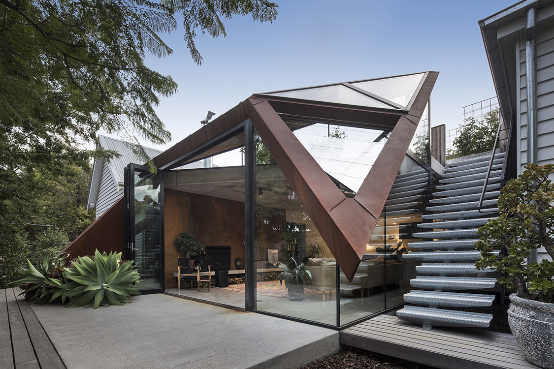 Leaf House, Melbourne, Australia