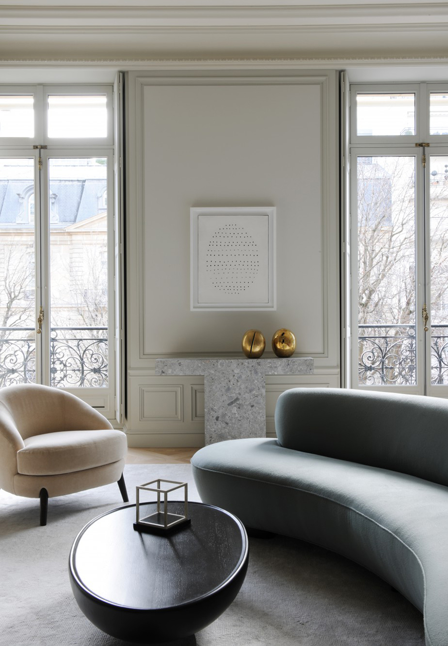 Avenue Montaigne Apartment By Joseph Dirand The Cool