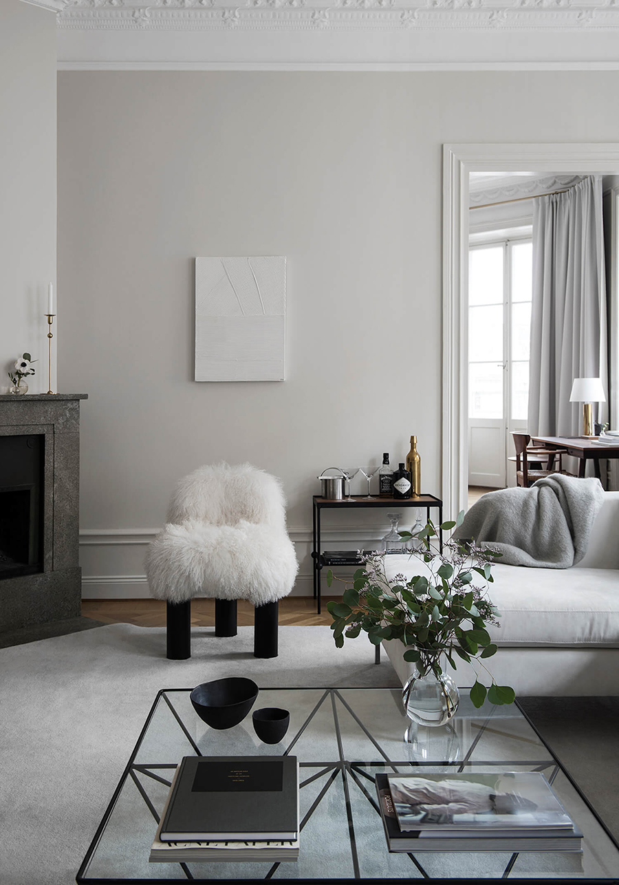 Our Favourite Among Her Interior Design Projects So Far Is The Work She Did  On Her Own Home On Brahegatan In The Östermalm District In Central  Stockholm. Part 79