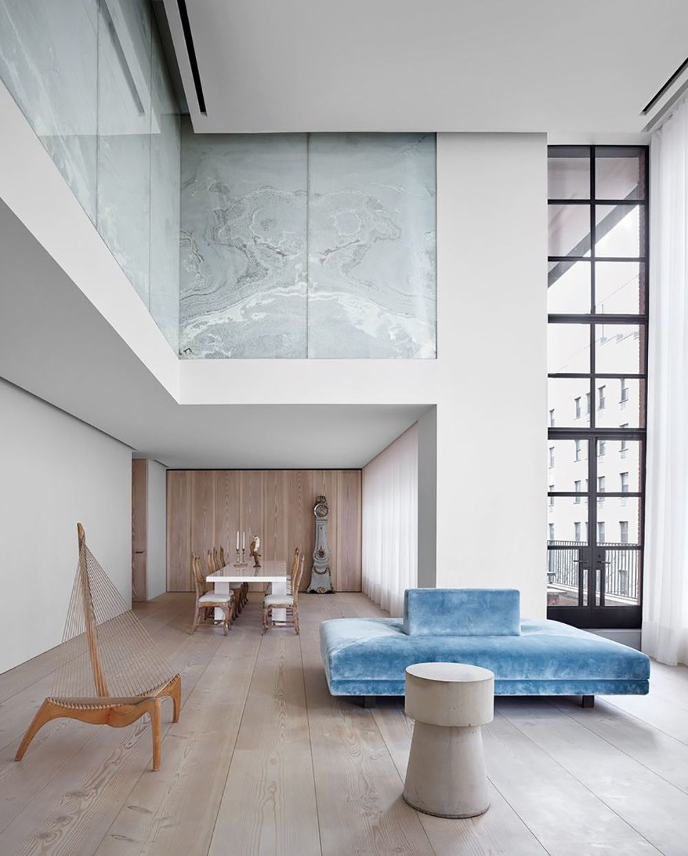 A Duplex With Scandinavian Mood In Manhattan The Cool Hunter The
