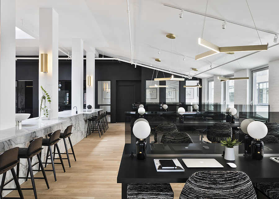 the new work project co working space brooklyn nyc the cool