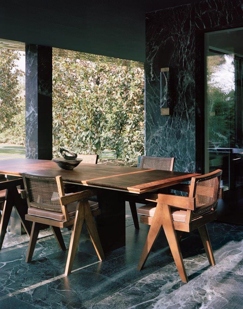 Marble House – Tuscany, Italy