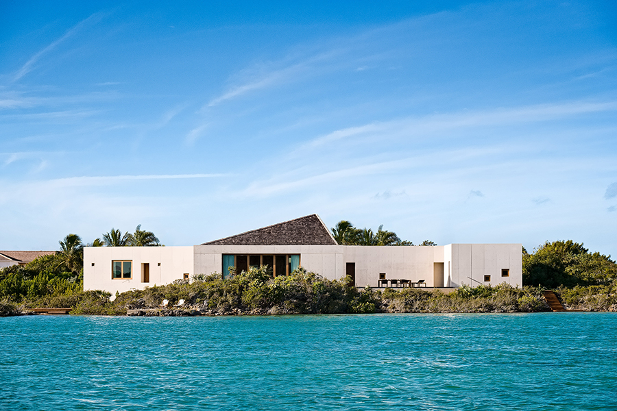 Rick Joy Architecture | Turks & Caicos House