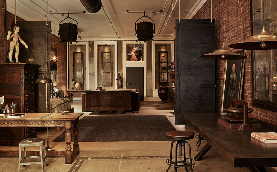 John Mellencamp?s Soho Studio – New York