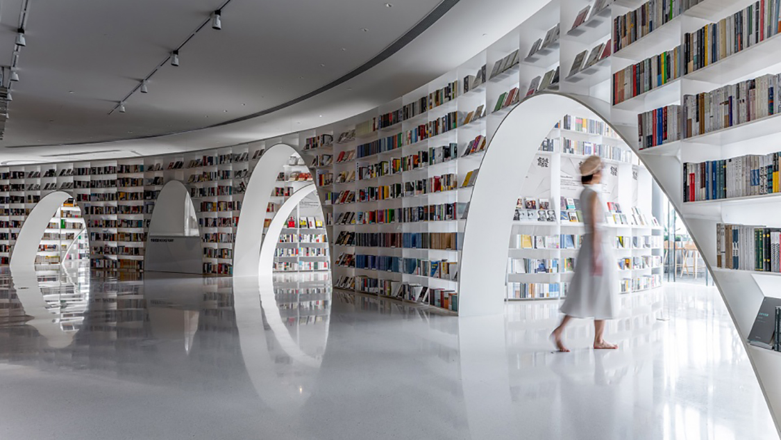 Books Above The Clouds , Duoyun Books -Shanghai, China