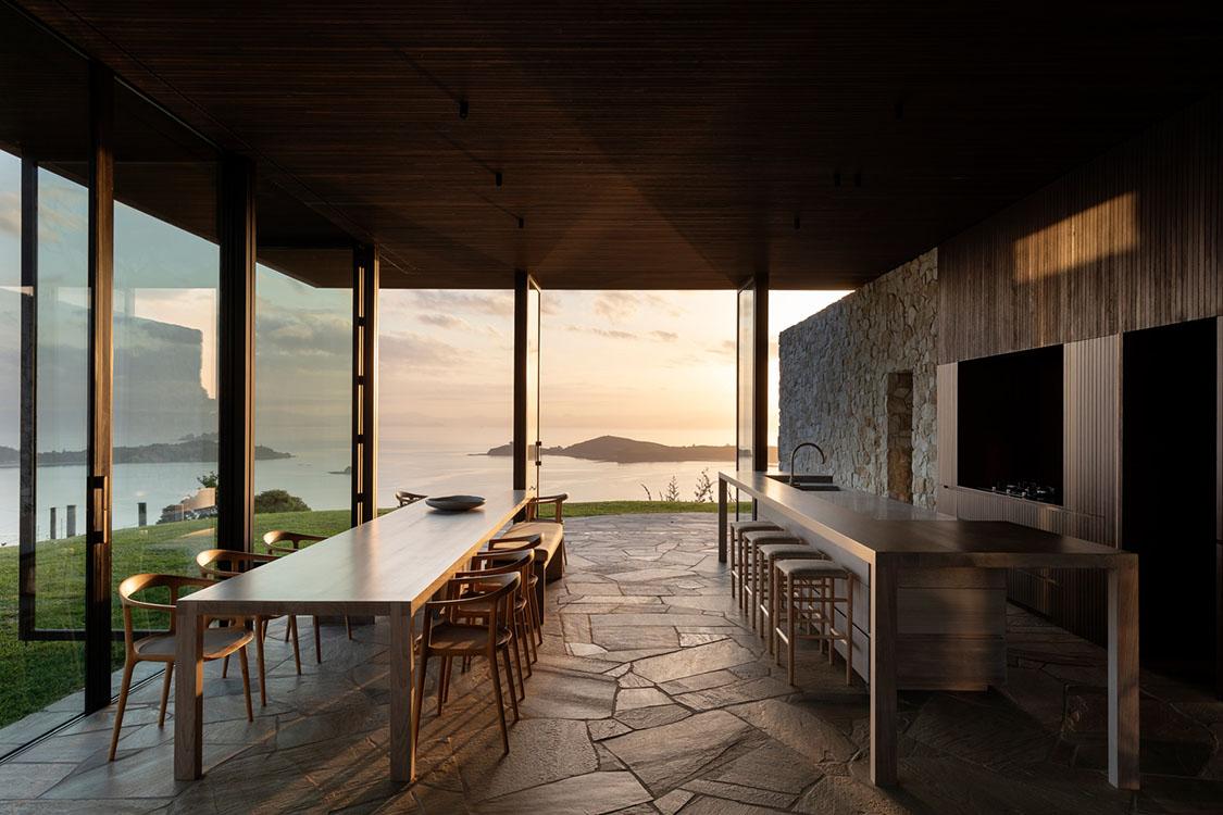 Cowes Bay Residence, Waiheke Island, New Zealand