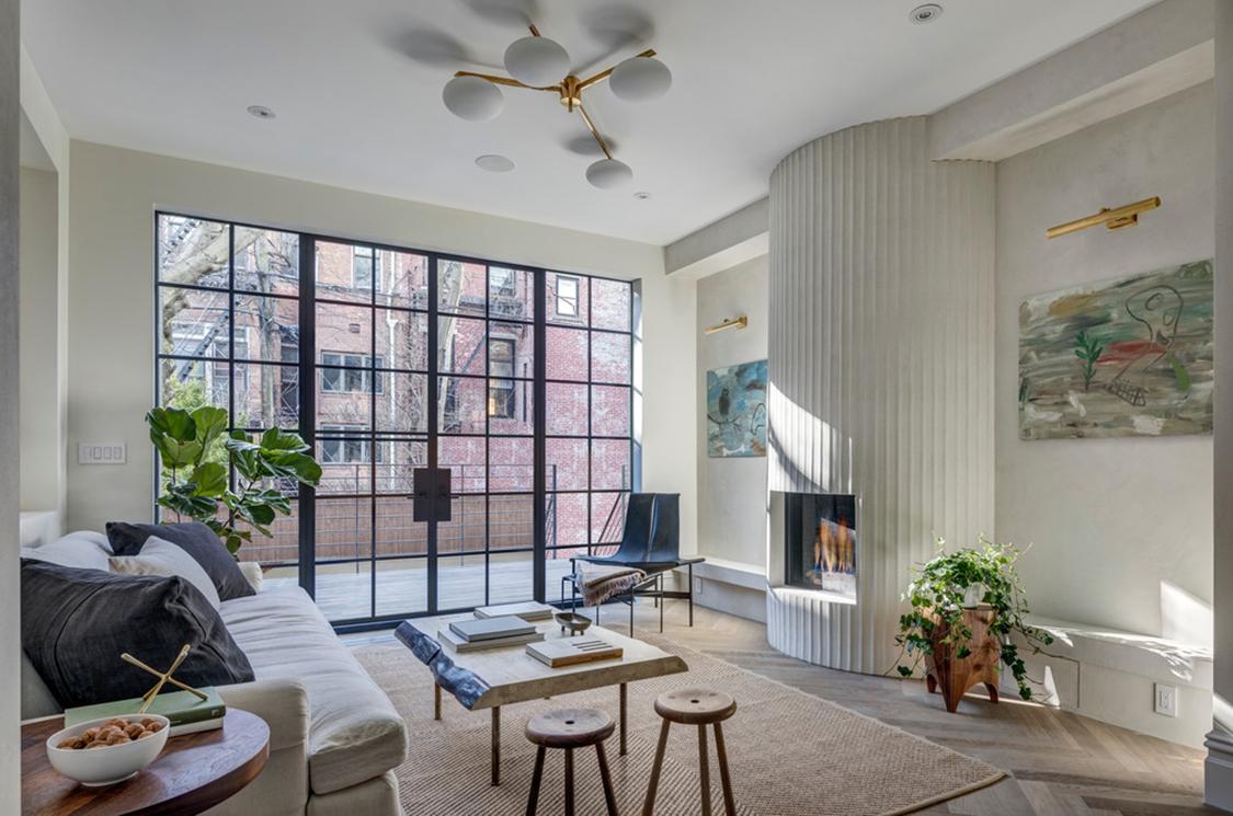 Project: 232 Carlton Architect: BAAO Location: Brooklyn, NY.