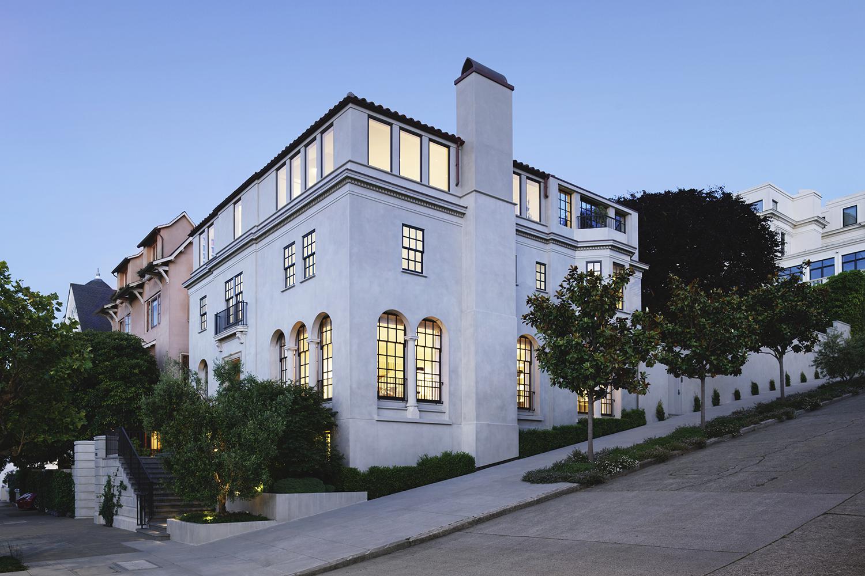 Historic Residence Renovation, Pacific Heights, San Francisco