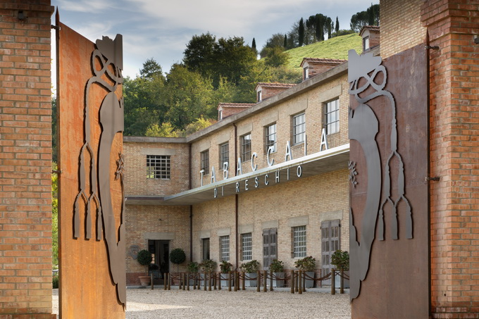 Tabaccaia di reschio umbria italy the cool hunter for Design hotel umbrien