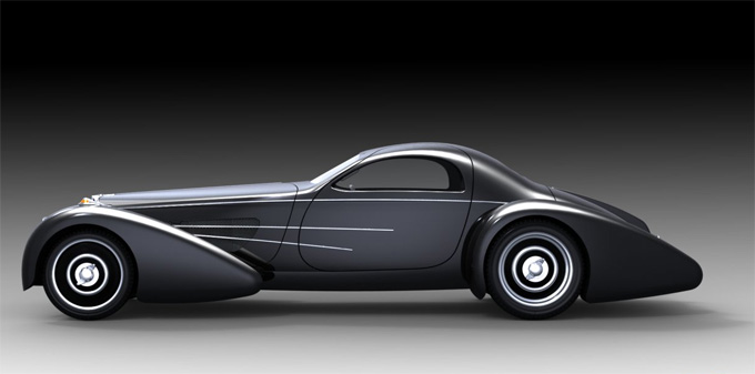 Why Cars From The Past Are The Way Of The Future The Cool Hunter - Cool modern cars