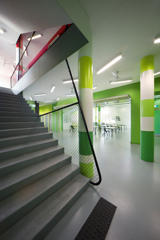 Fitzroy High School Melbourne