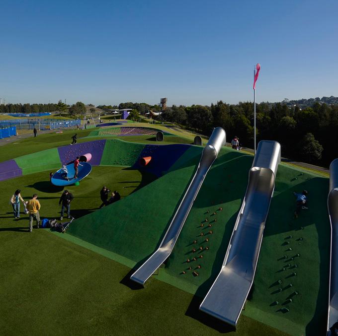 Blaxland Riverside Park Sydney Australia