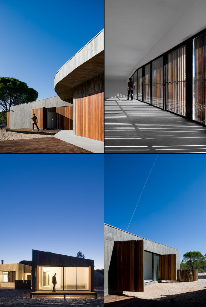 Marvelous Completed In Late 2008, Casa Monte Na Comporta In Grândola Is, Not  Surprisingly, Drawing Attention. It Will Be Featured On Portuguese Cable  Television This ... Ideas