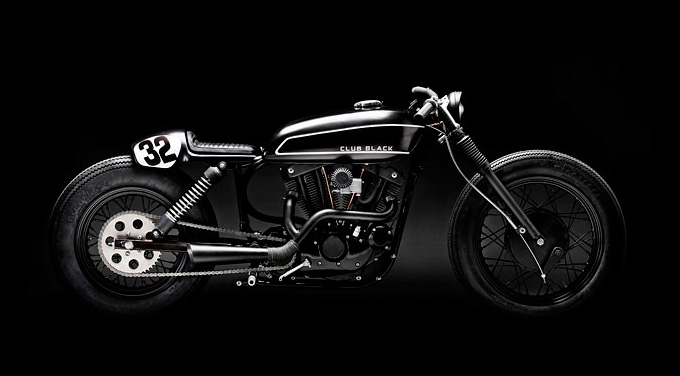 Bobber Cafe Racer Harley Davidson Hd Wallpaper 1080p: Cafe Racer Dreams