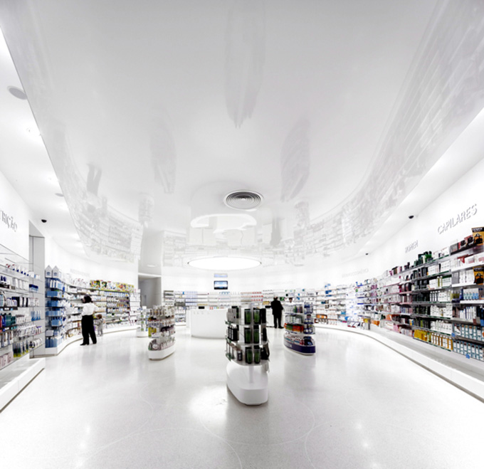 Farmacia Lordelo, Vila Real, Portugal - The Cool Hunter ...