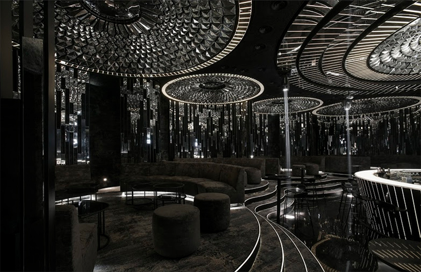 Flash club bansko bulgaria the cool hunter the cool for Hotel design bs as