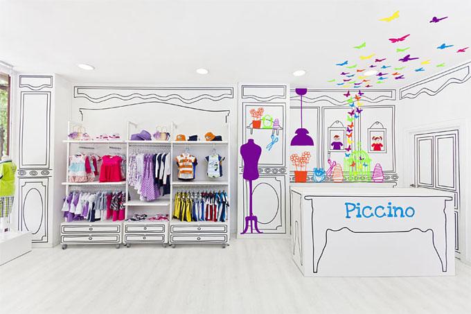 Piccino Kids Wear Boutique Valencia Spain The Cool Hunter The