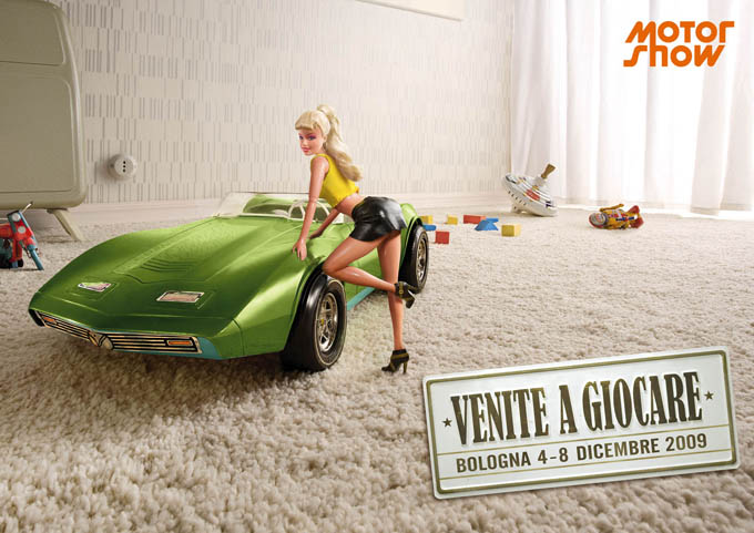 Bologna Motor Show Campaign The Cool Hunter The Cool Hunter