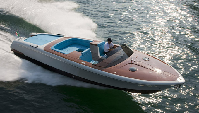 Riva Aquariva By Marc Newson The Cool Hunter The Cool