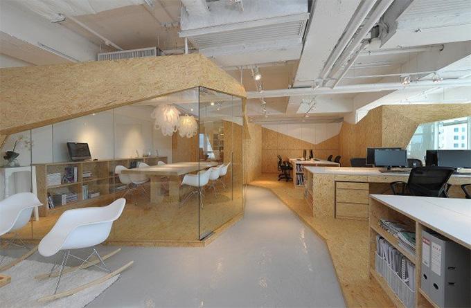 Crisp Office Design Hong Kong The Cool Hunter The Cool Hunter