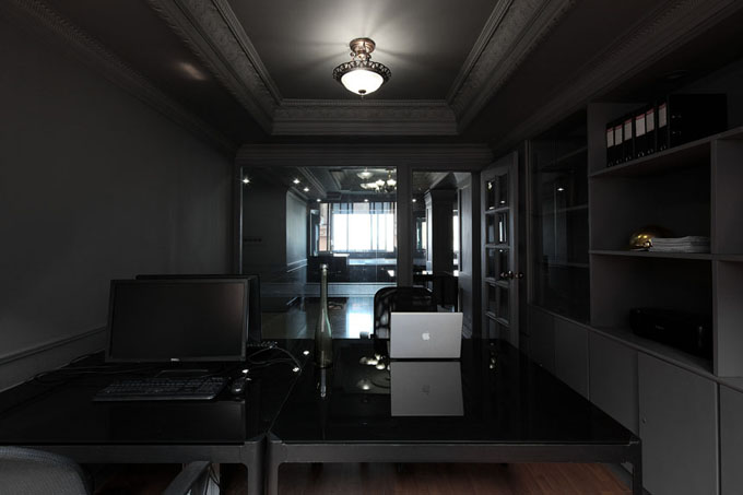 office black. Unique Black Black Office Intended Office Black H
