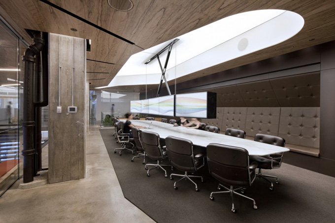 square designed offices. Horizon\u0027s New Offices Occupy The 14th, 15th And 16th Floors At 1 Hudson Square On 75 Varick Street Between Grand Canal Streets. Designed
