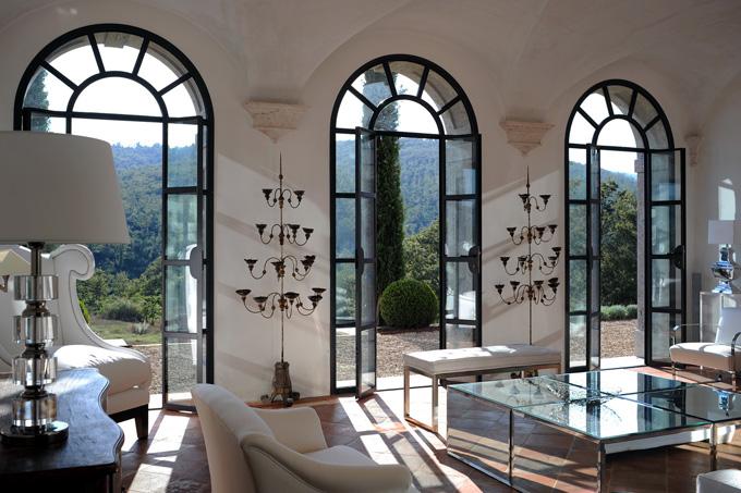 Castello di reschio umbria italy the cool hunter the - Interior design perugia ...
