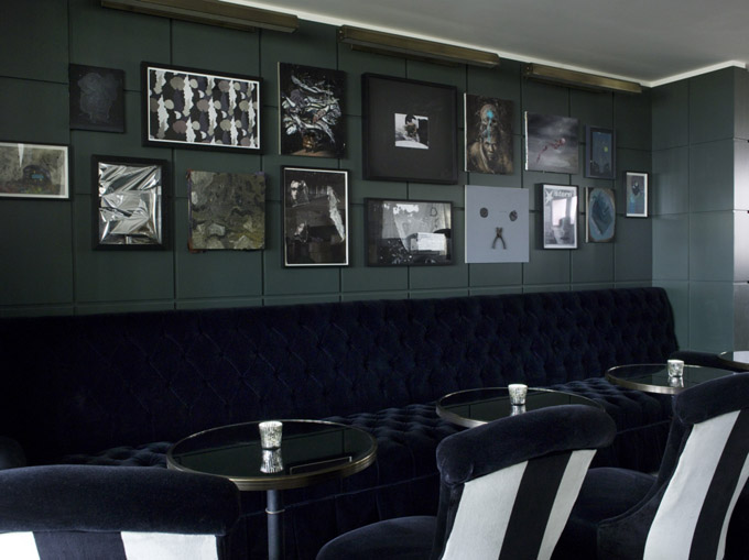 Soho Houses Cool Interiors Are The Work Of In House Designer Susie Atkinson And London Based Michaelis Boyd Associates
