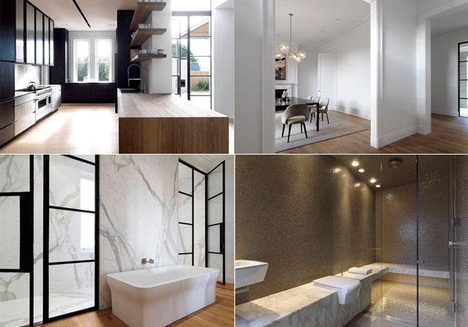 Cool Hunter Bathrooms bellevue house - sydney - the cool hunter - the cool hunter