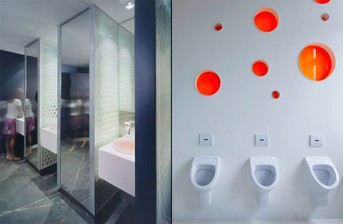 RESTROOM DESIGNS   The Truth Is In The Loo. RESTROOM DESIGNS   The Truth Is In The Loo   The Cool Hunter   The