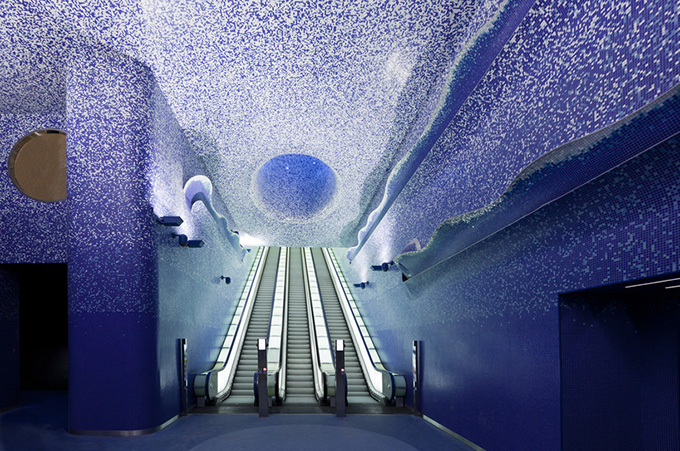 10 különleges metróállomás