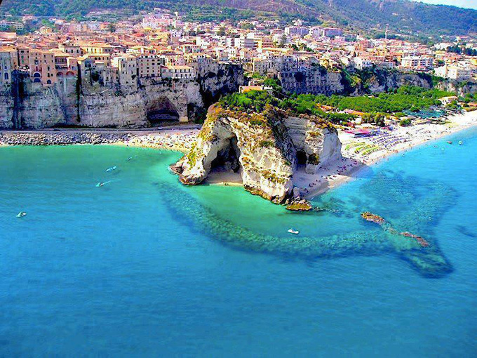 Tropea Calabria Southern Italy