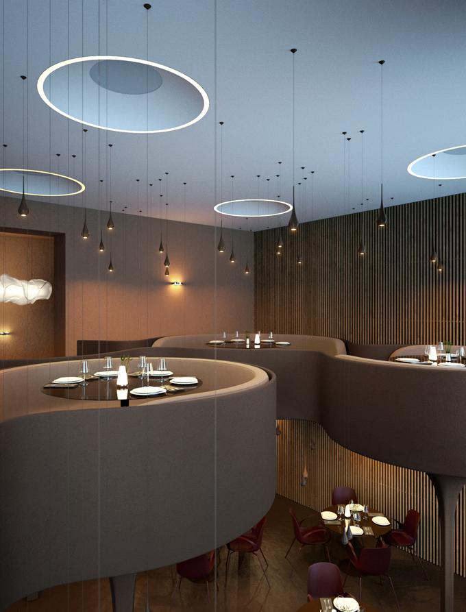 Cool Hunter Bathrooms twister restaurant, kiev - the cool hunter - the cool hunter