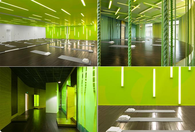 Y Yoga Centre Shanghai Has Its Pluses The Cool Hunter